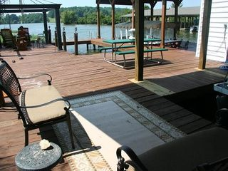 Lake Anna house photo - Boat Dock