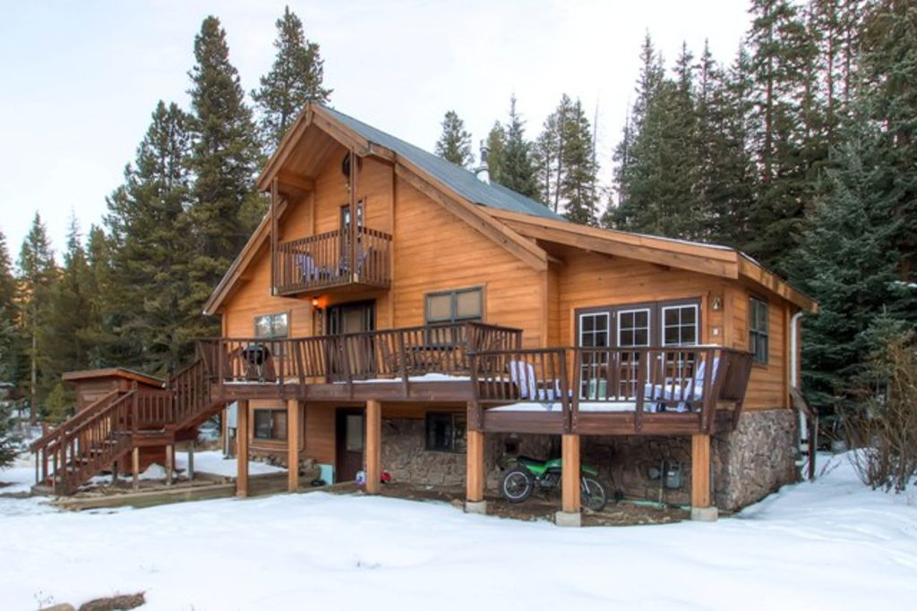Inviting 2br Loft Breckenridge Cabin Homeaway Blue