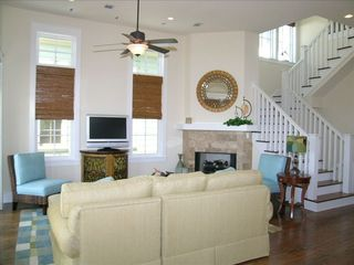 Santa Rosa Beach house photo - Family room 2nd floor