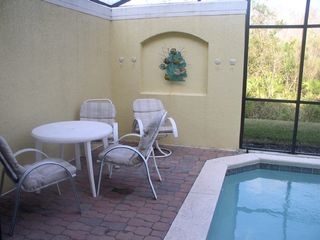 Terra Verde townhome photo - Pool Lounge
