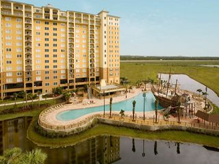 Lake Buena Vista condo photo - Pirateship pool, a place to relax.
