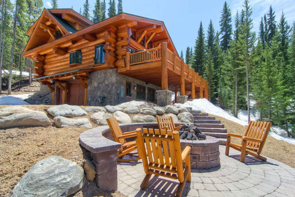 bear creek cabin amazing views private homeaway