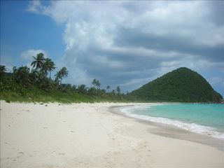Tortola villa photo - One of many beaches within a walk or short drive