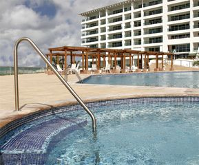 Cozumel condo photo - Heated whirlpool
