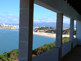 Ferragudo house photo - View over terrace