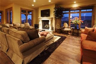 Westgate condo photo - Exquisite Living Room