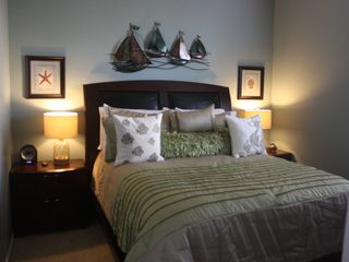 North Padre Island condo photo - Bedroom