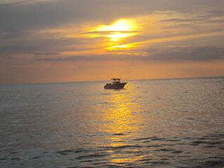 Aguadilla condo photo - Relaxing while Sunsets