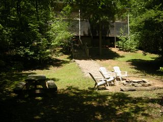 Helen cabin photo - Garden cottage very quiet area lots of wildlife