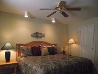 Branson condo photo - Loft King bedded with TV and full bathroom
