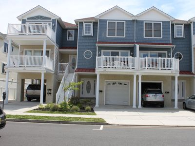 North Wildwood townhome rental - 3 story townhome