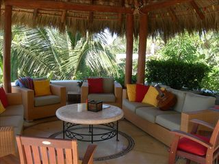 Punta del Burro house photo - Newly furnished palapa