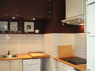 Neuilly-sur-Seine apartment photo - Kitchen. Cuisine.