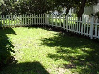 Back Yard Area - Tybee Island house vacation rental photo