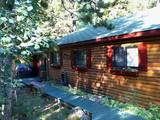 Black Hawk cabin photo - Cool summer days in the mountains.