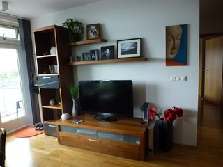 South Iceland apartment photo - The living area