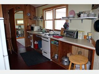 Chappaquiddick house photo - Kitchen in the Cabin