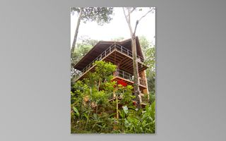 Manuel Antonio house photo - Jungle Roost