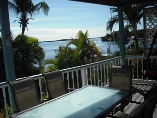 Key Largo house photo - Dine indoors or outdoors