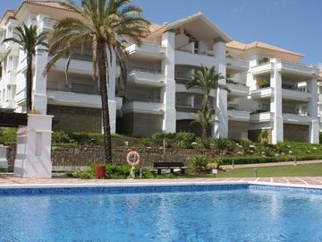 La Cala de Mijas apartment rental - Pool near apartment