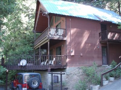 Let our Casa de Sierra be your home-base for your Yosemite Vacation!