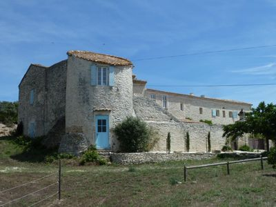 COTTAGE IN THE AUTHENTIC MAS 18th Century Coeur Garrigue