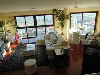 Duplex 180 m2 large windows and stunning views and terrace 30 metr