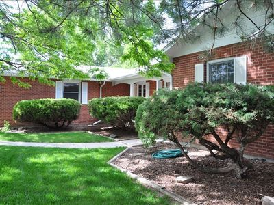 Loveland house rental - This red brick home is located near the Thompson Valley Towne Center