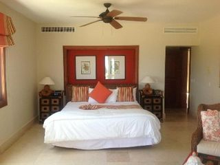 Punta Cana condo photo - King bed in Executive Oceanview Suite. Door leads to luxury bathroom and closet