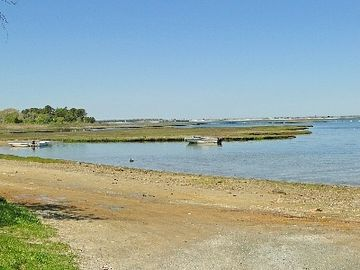 Edgartown house rental - Lovely Sengekontact pond which is closeby, great for kayaking