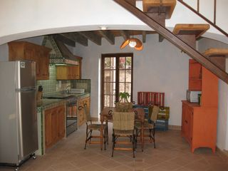 San Miguel de Allende house photo - Casita Chocolate Full Equiped Kitchen