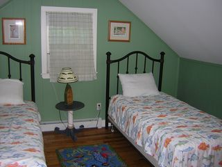 Brewster house photo - Upstairs bedroom