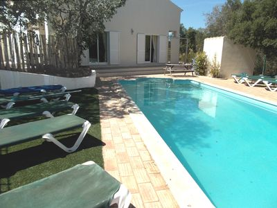 Modern Secluded 3-bed Villa  + 10x4 Private Pool