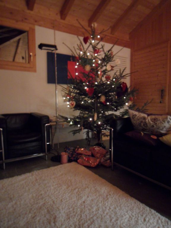 XMas in the living room