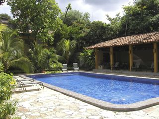 San Juan del Sur condo photo - You can spend the entire day lounging by the pool