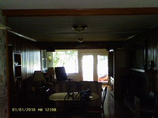 Bluffton cottage photo - you can see the river from the kitchen