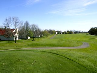 Enjoy amazing views by the Trevino's 8th tee box - Lake Geneva cottage vacation rental photo