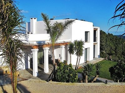 Sant Jordi villa rental - Can Ceilo main house