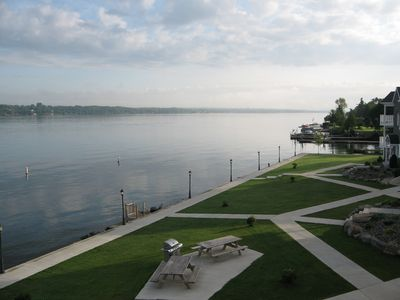 Lovely waterfront condominium on the St. Lawrence River - Morristown, NY