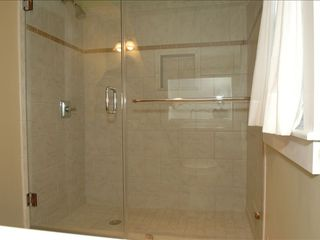 Kennebunk Beach house photo - New stylish First Floor Bathroom