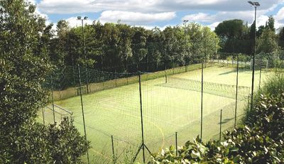 Barberino Val d'Elsa apartment rental - The tennis court yard