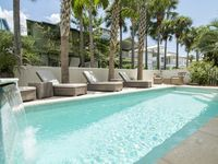 The perfect vacation starts here!!!  Free heated pool and beach chairs