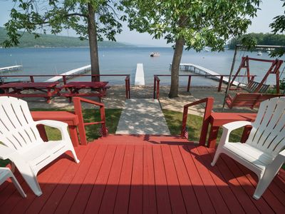 Willsboro Bay Family Getaway on Lake Champlain
