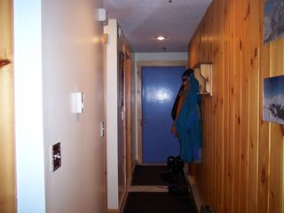Carrabassett Valley condo photo - Hallway