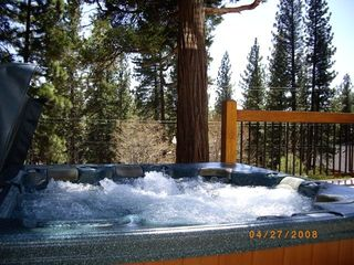 Incline Village house photo - Naturally Treated Hot Tub