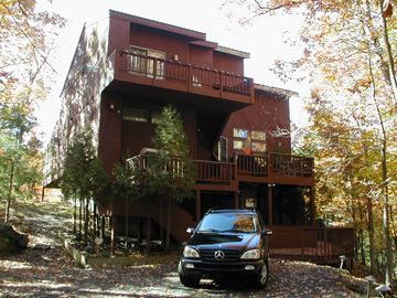 Bushkill house rental - You won't want to leave!