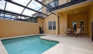 Paradise Palms townhome photo - Townhome Private Pool