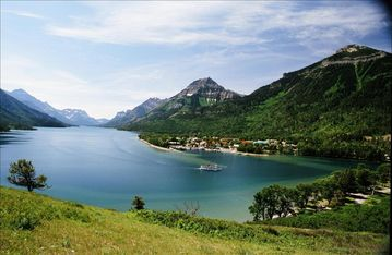 Waterton in Summer