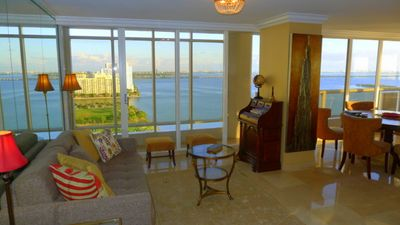 MIAMI Magic Bay View. 1700 sqft. Balcony 320 sqft MIAMI Vacation Rental