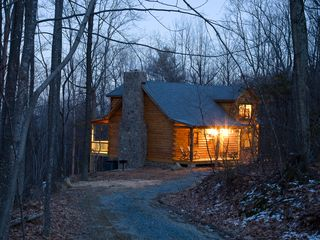 Stanardsville cabin photo - All of the privacy and seclusion you desire.